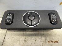 MERCEDES-BENZ ML-CLASS (W163) (02.98-06.05) Heater control panel rear