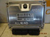 AUDI A6 / A6 ALLROAD (C5) (1997-2005) Juhtplokk, mootor