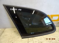 HYUNDAI SANTA FE II (CM) (03.06-) Chassis Side Window glass Rear Left